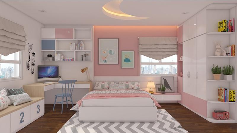 phòng ngủ 2 hà nội paragon