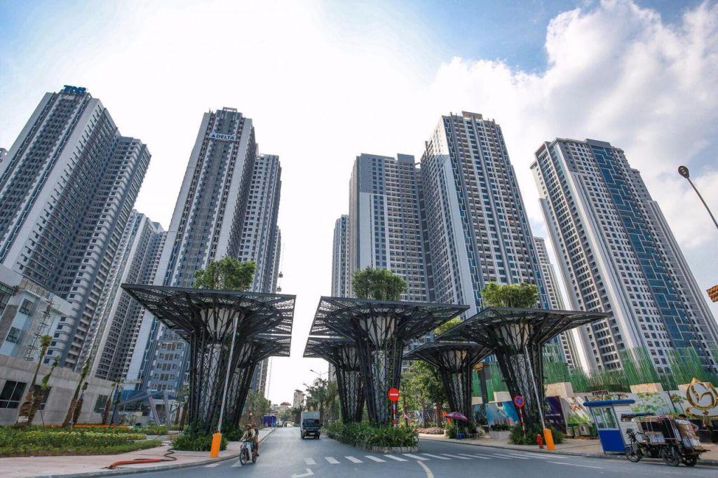 tiện ích chung cư tnr sky park