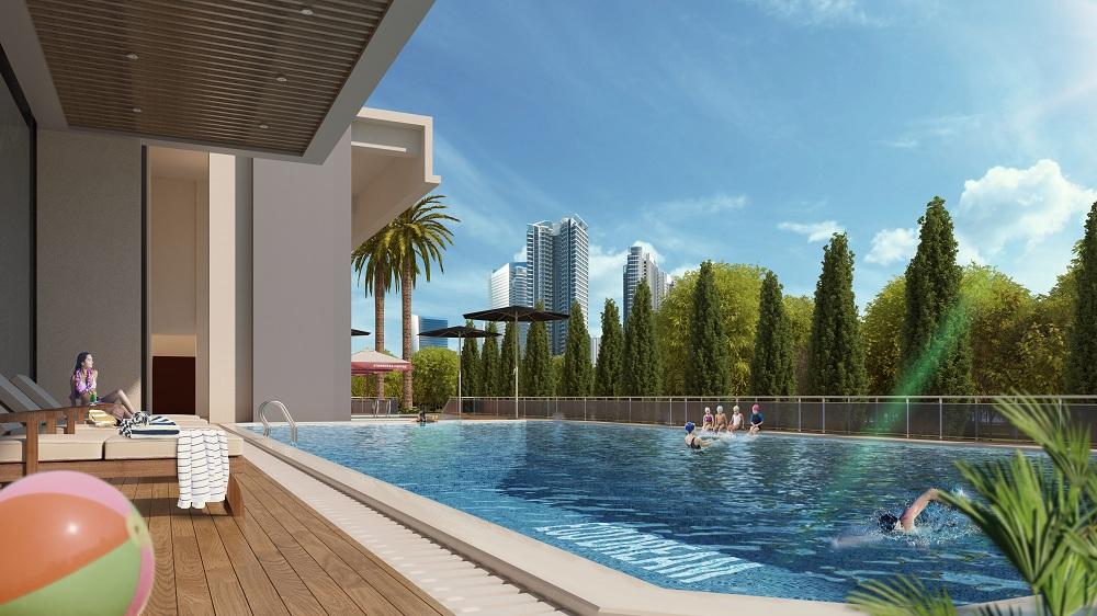 bể bơi eco dream