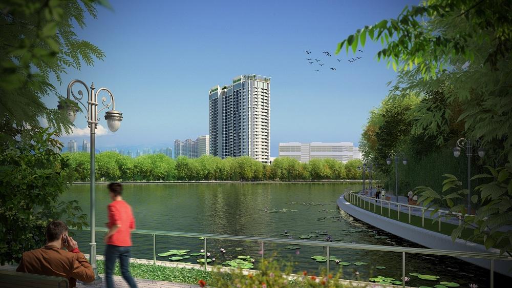 công viên eco dream