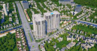 Chung cư Sky Central 176 Định Công – Vị Trí Vàng Quận Hoàng Mai
