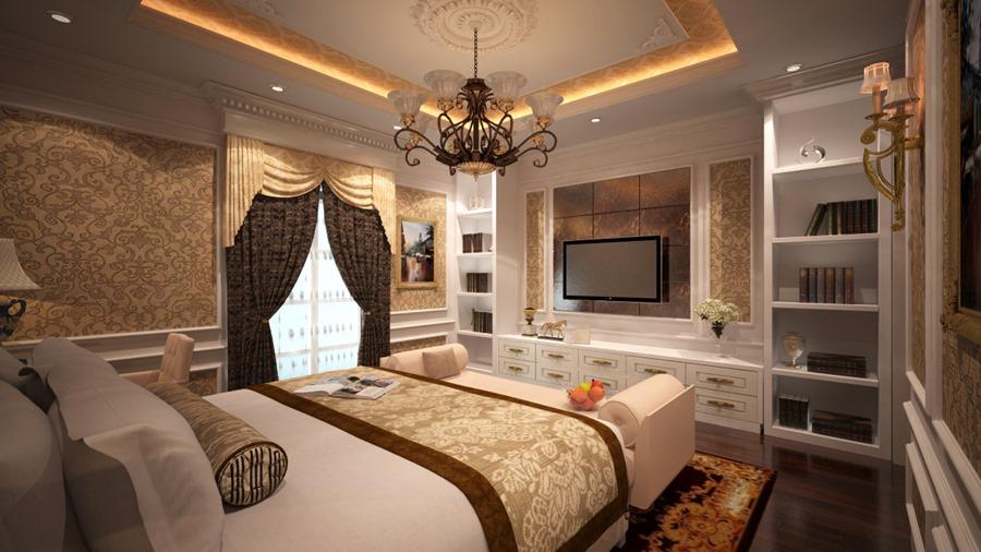 phòng ngủ như quỳnh center