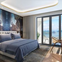 nội thất condotel best western plus sail ha long bay hotel