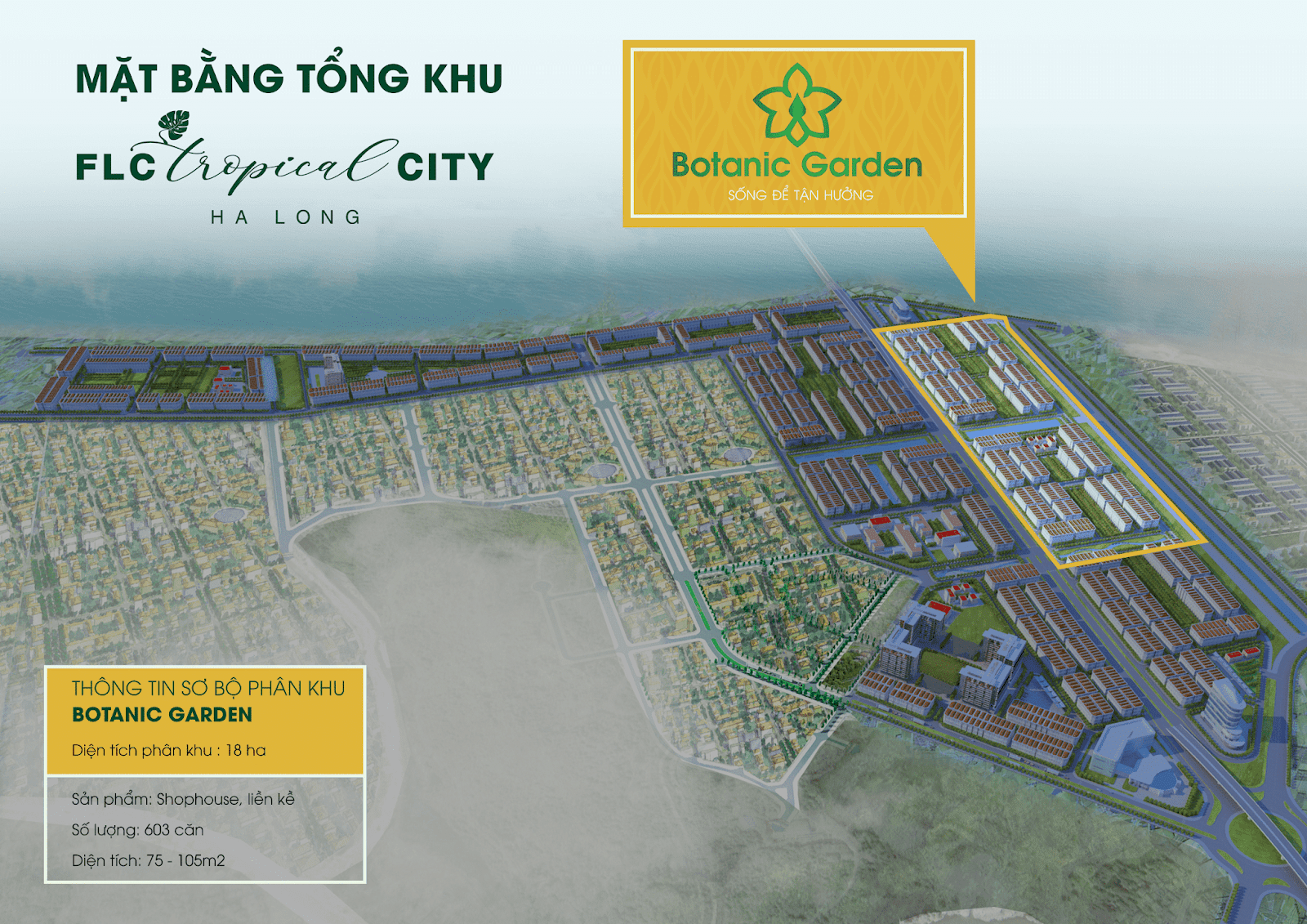 flc tropical city hạ long