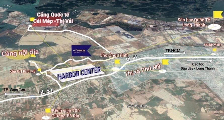 liên kết vùng harbor center
