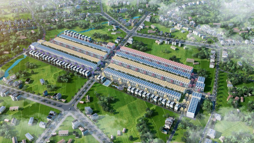 dự án tnr stars city lục yên