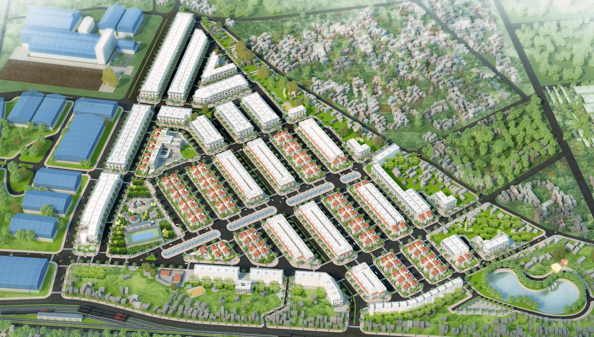 dự án bình lục new city