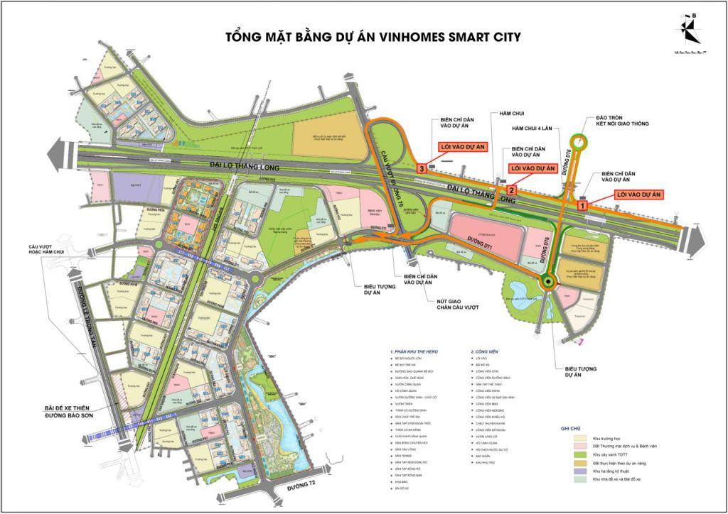 mặt bằng chung cư vinhomes smart city