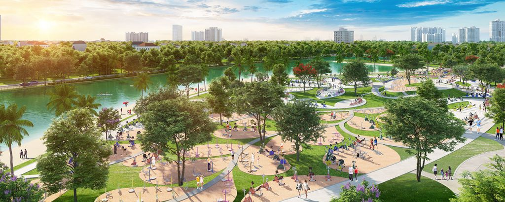 tiện ích chung cư vinhomes smart city