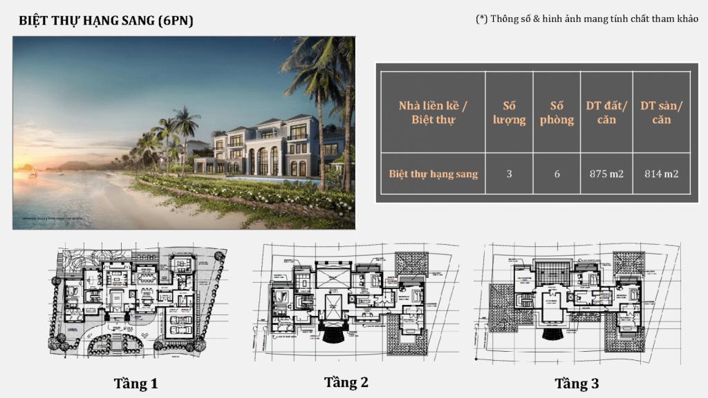 thiết kế biệt thự grand bay hạ long villas