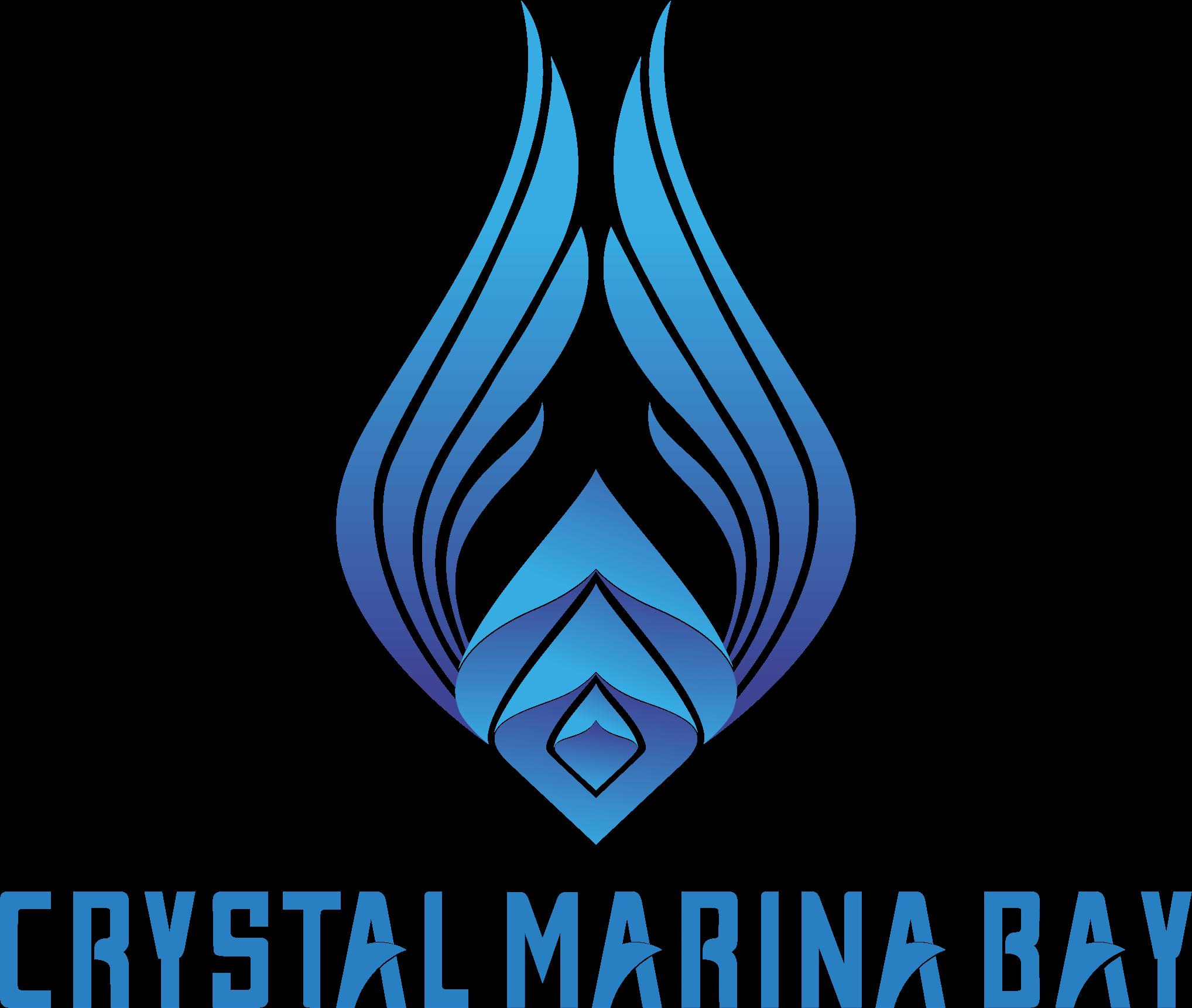 logo crystal marina bay