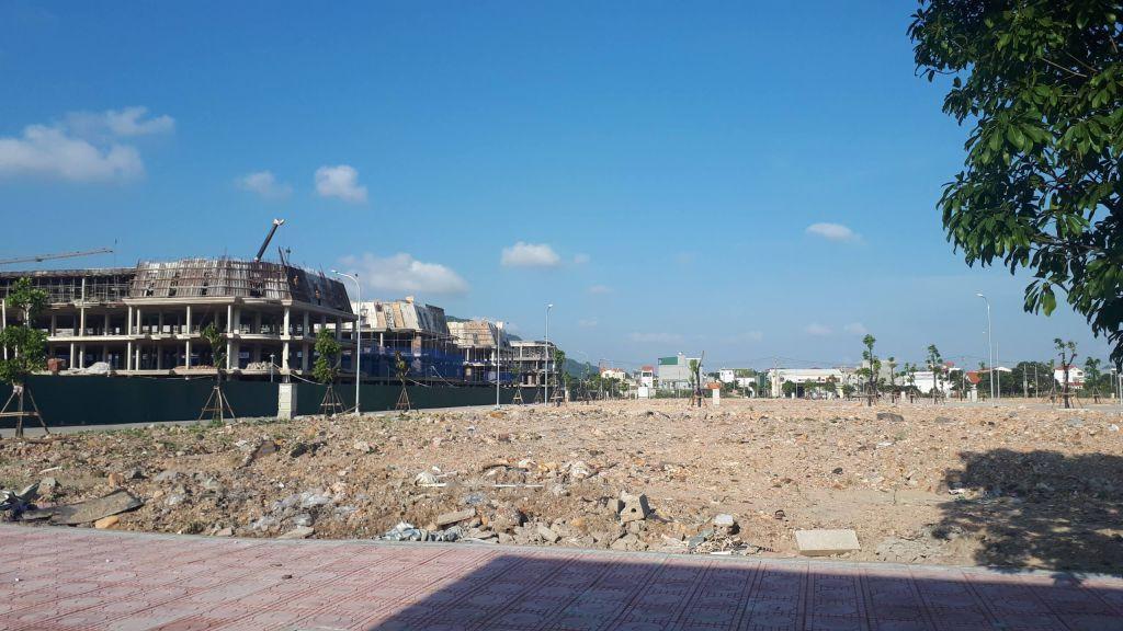 Dự Án Green Park Cẩm Phả : tiến độ dự án