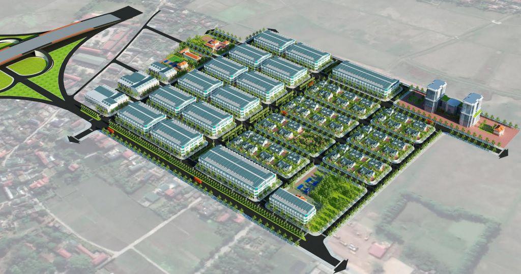 eco green city đông sơn thanh hóa