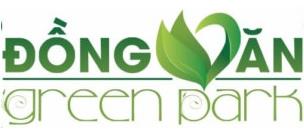 logo đồng văn green park