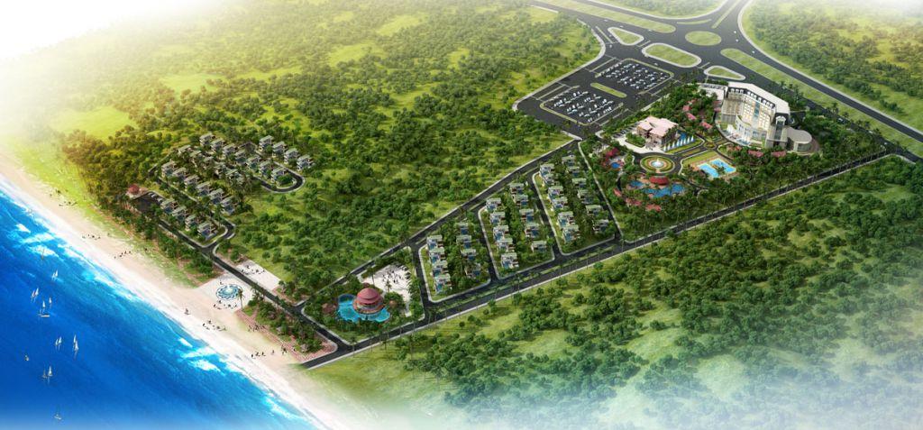 dự án sunbay cam ranh resort & spa