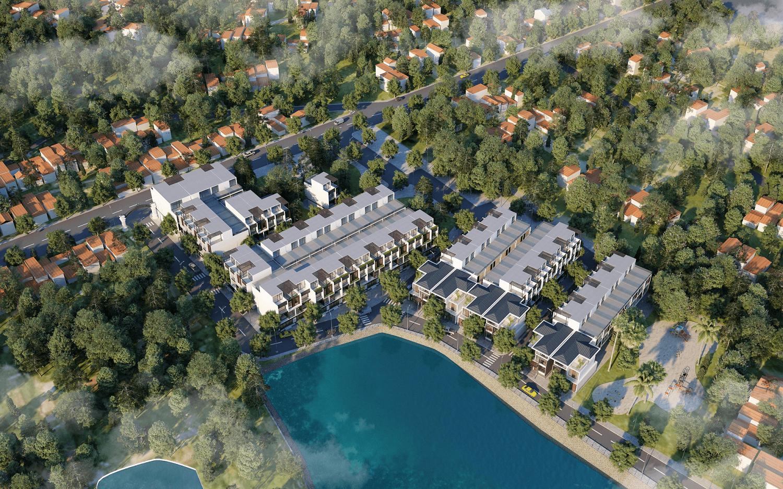 hòa lạc lake view