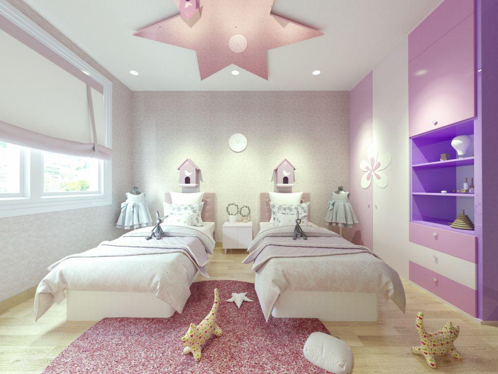 nội thất chung cư the minato residence
