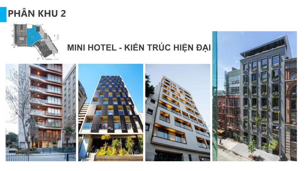 kiến trúc dự án flc quảng ngãi