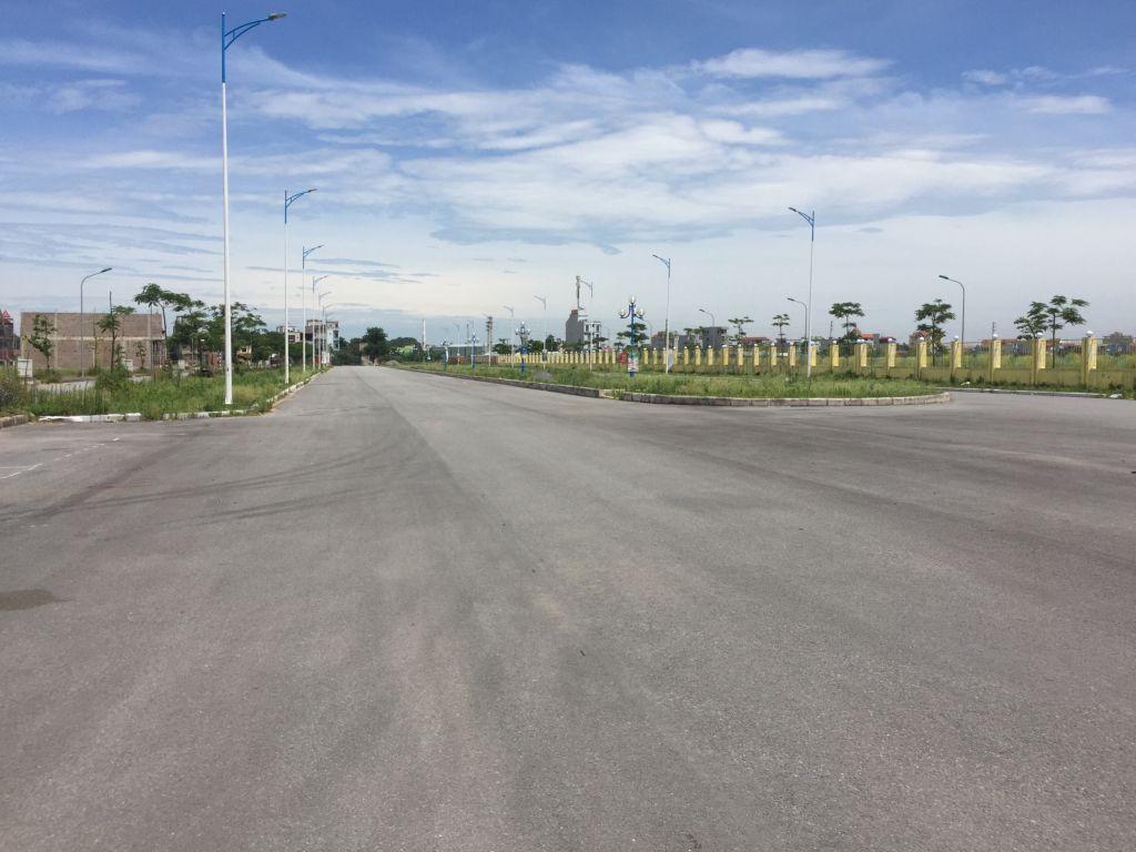 tiến độ dự án phú xuyên new city