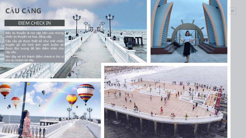 tiện ích flc quảng ngãi beach & golf resort