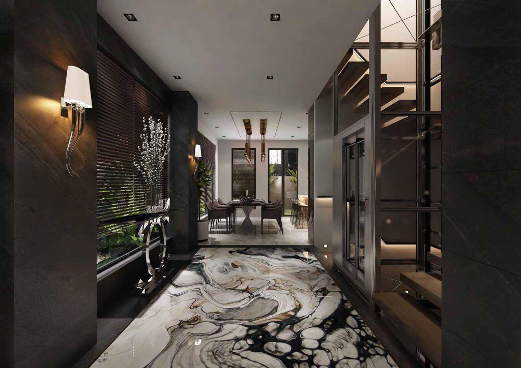 nội thất biệt thự liền kề sunshine mystery villas mỹ đình