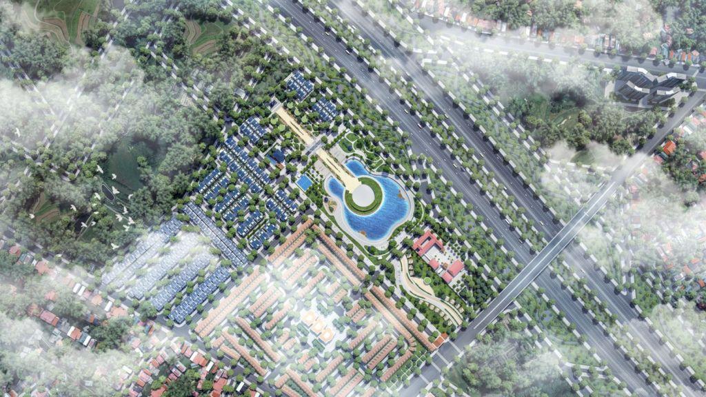 dự án sol lake villa đô nghĩa nam cường