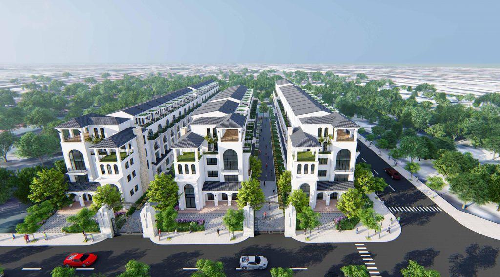 dự án sunshine mystery villas mỹ đình