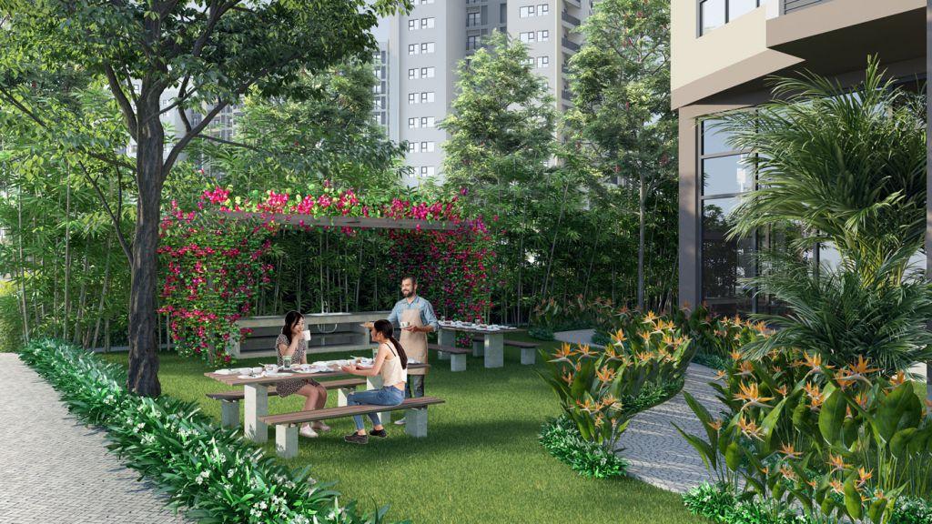 tiện ích chung cư le grand jardin