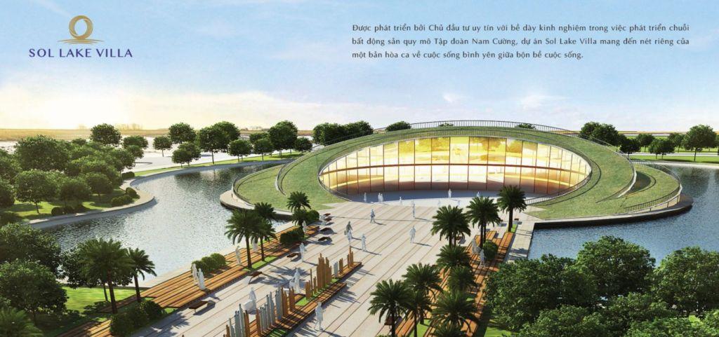 tiện ích dự án sol lake villa đô nghĩa