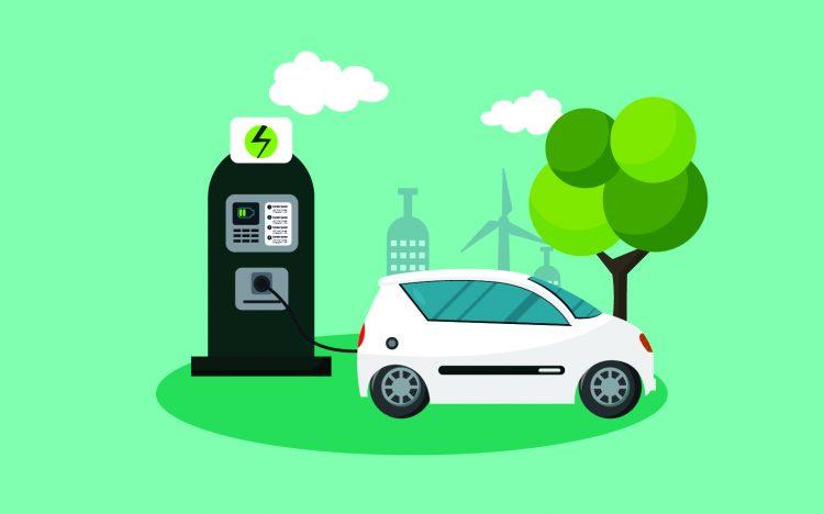 điểm sạc xe điện miễn phí