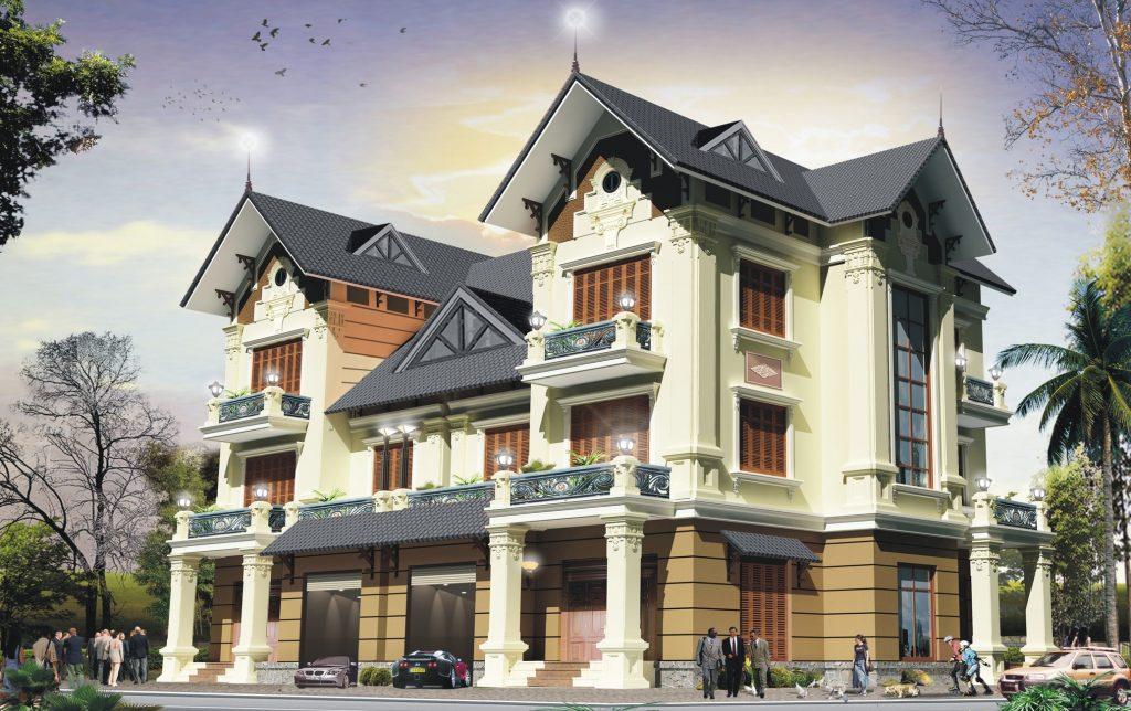biệt thự song lập dự án hòa lạc premier residence