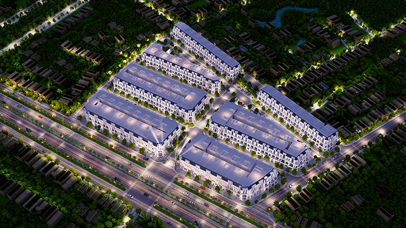 dự án green park quảng tân quảng xương