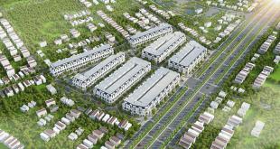 dự án green park quảng tân