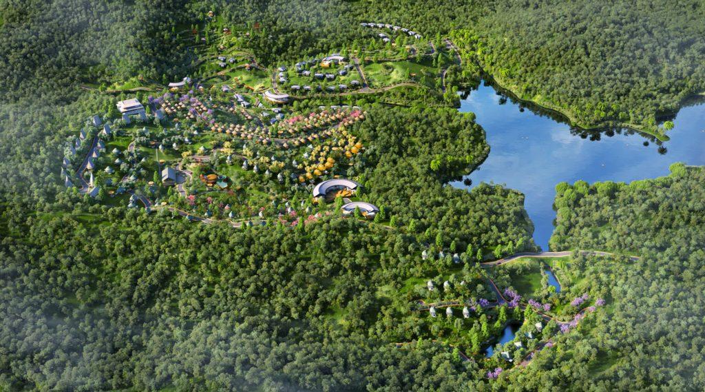 dự án sakana resort hòa bình