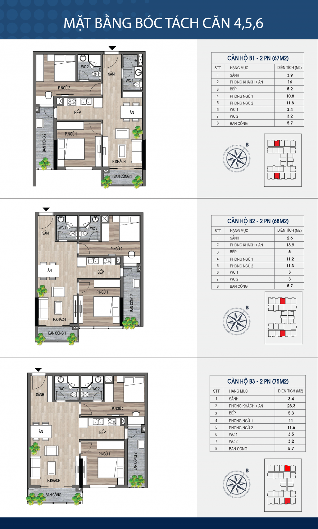 thiết kế căn hộ lotus central lý thái tổ