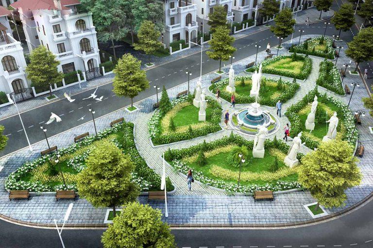 tiện ích dự án danko city thái nguyên