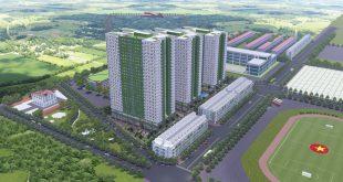 Nhà ở xã hội IEC Residences Thanh Trì