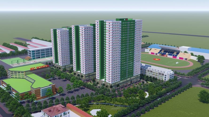 dự án iec residences tứ hiệp thanh trì