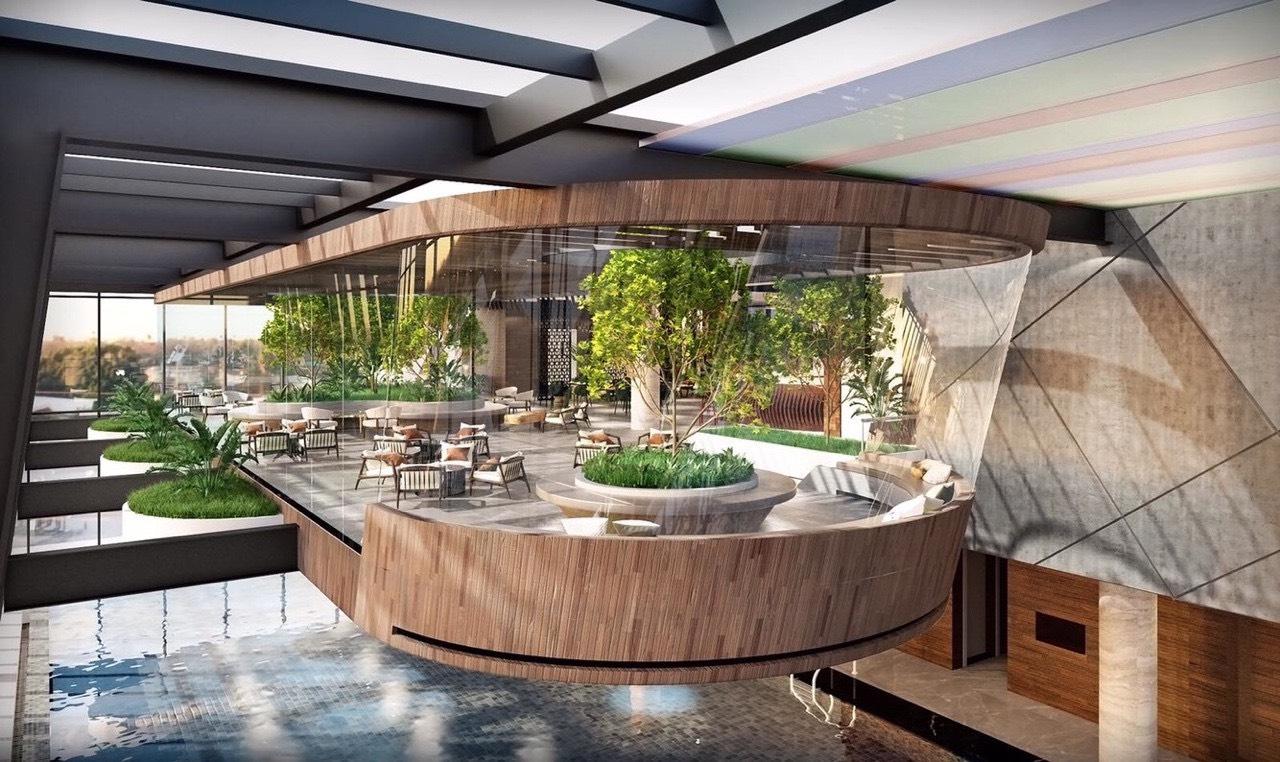 sky bar dự án grandeur palace giảng võ