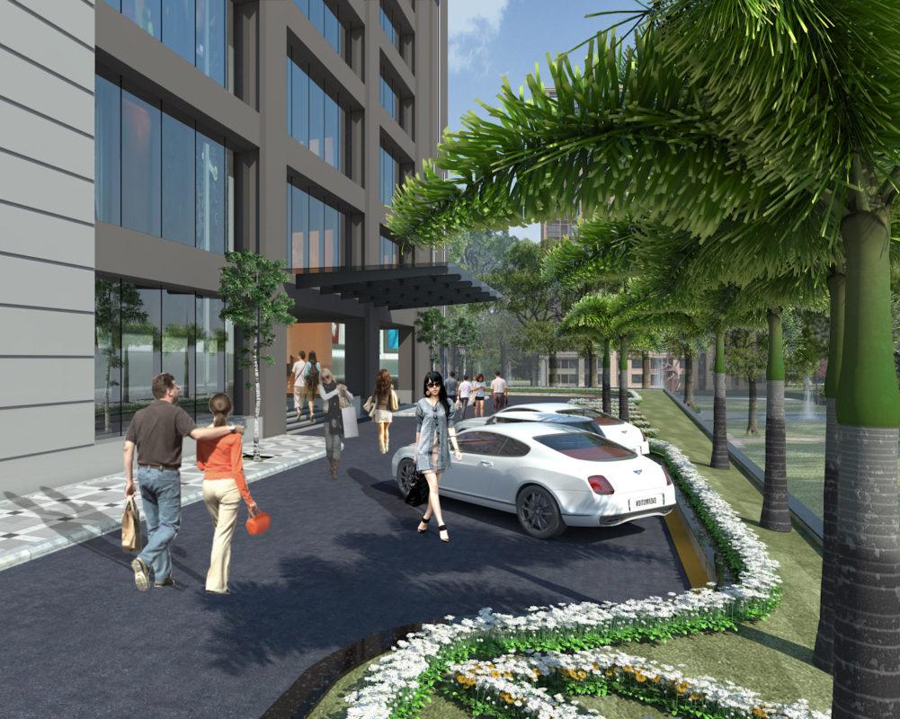 tiện ích dự án vinaconex green building láng hạ
