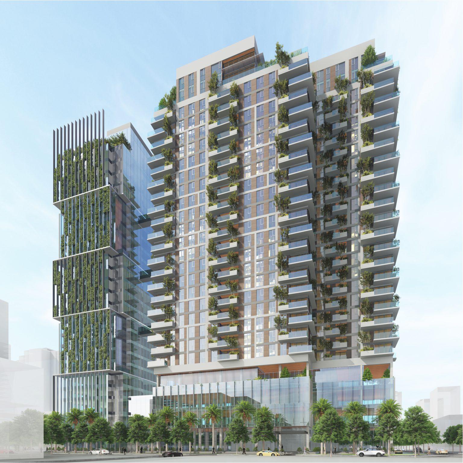 dự án chung cư rivera park nghĩa đô