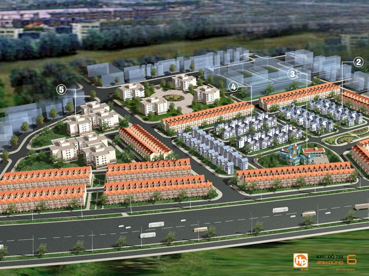 dự án dương kinh new city hải phòng
