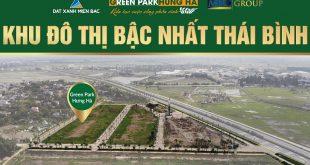 dự án green park hưng hà thái bình