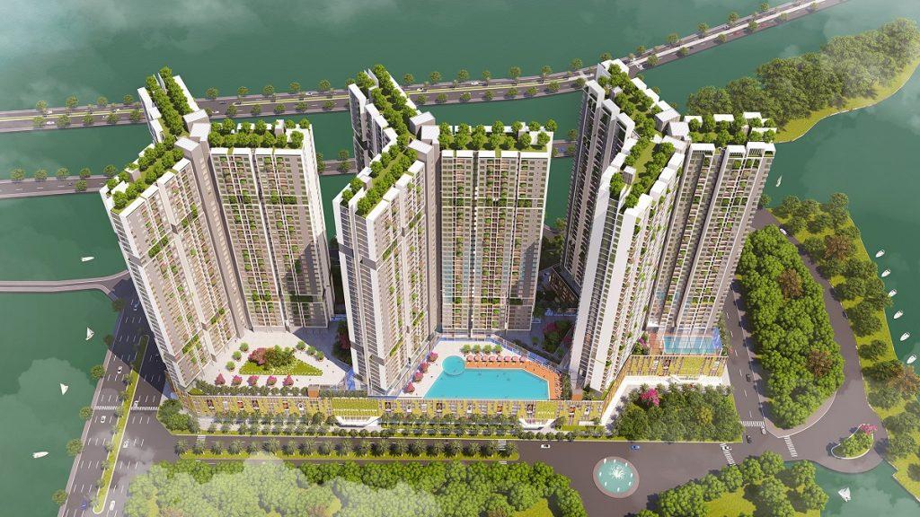 dự án chung cư the dandelion residence yên sở