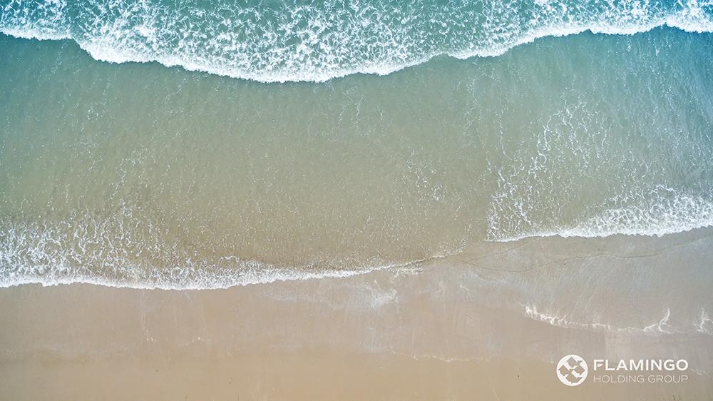 vẻ đẹp hoang sơ của biển hải tiến