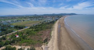 Thanh Hóa làm đường ven biển nghìn tỷ, hàng loạt dự án BĐS hưởng lợi