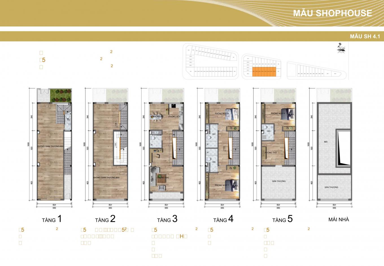 thiết kế shophouse gia lâm central 3