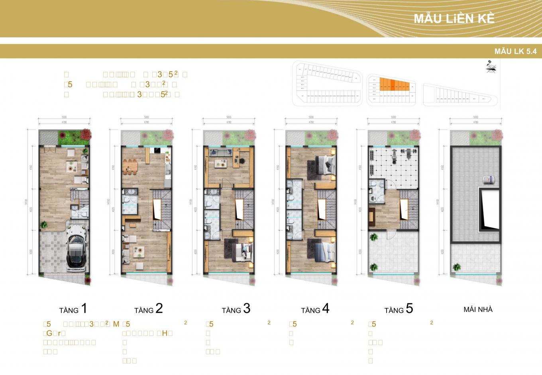 thiết kế shophouse gia lâm central 5