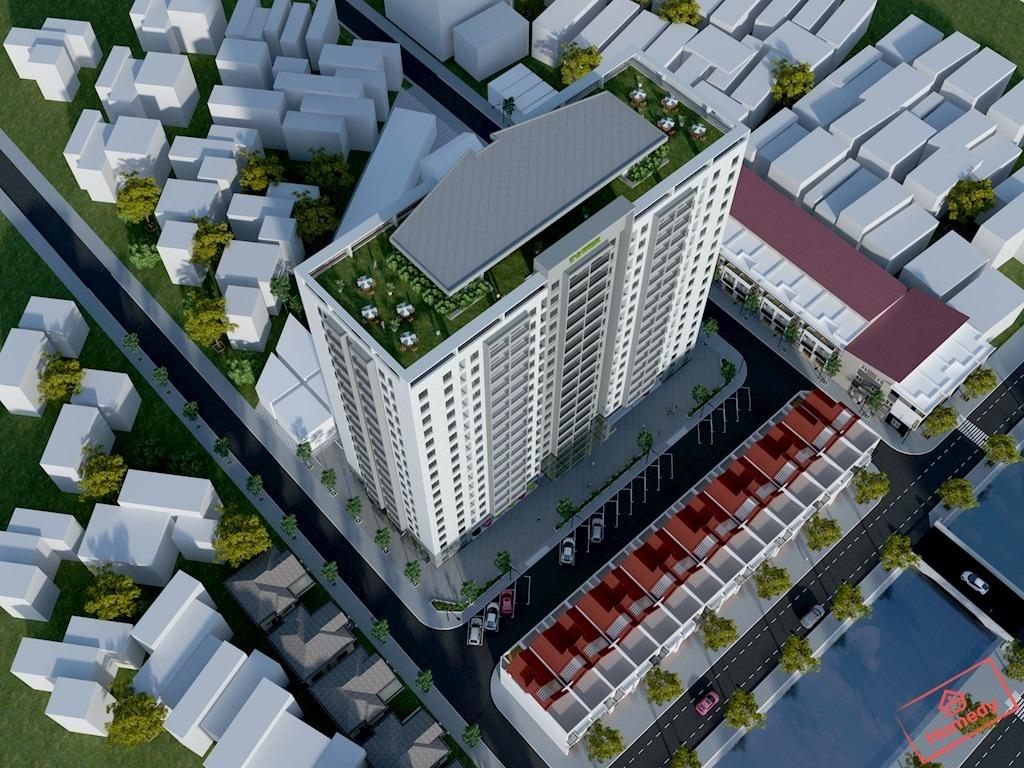 dự án chung cư thành công tower thái bình