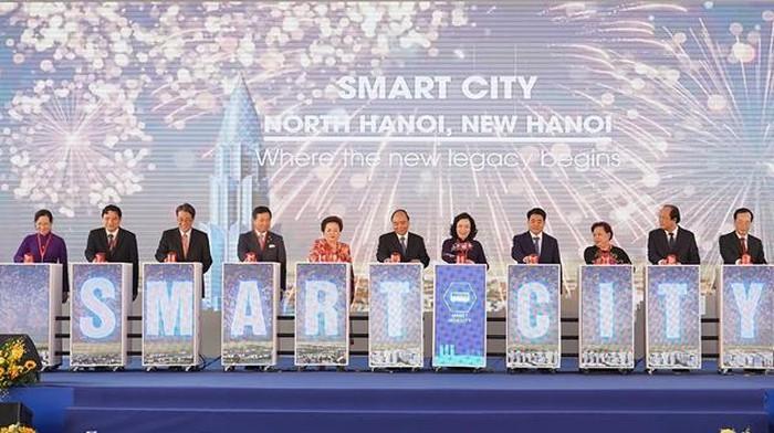 dự án BRG Smart City Đông Anh